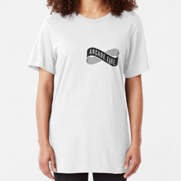 Arcade Fire Slim Fit T-Shirt