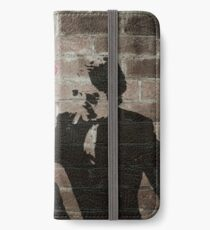 Graffit Art-Yoof TV: The Tube iPhone Wallet/Case/Skin