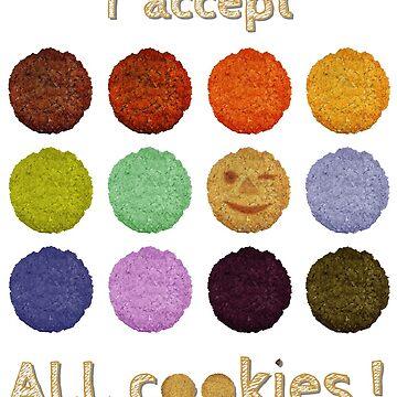 I accept ALL cookies! von Niemandsland