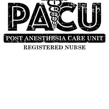 Post Anesthesia Care Unit Registered Nurse by NurseLife