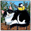 Go Away, Bird! by Lisa Marie Robinson