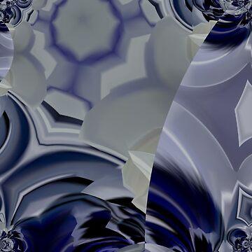 Blue Silver 3.  by AbriiD