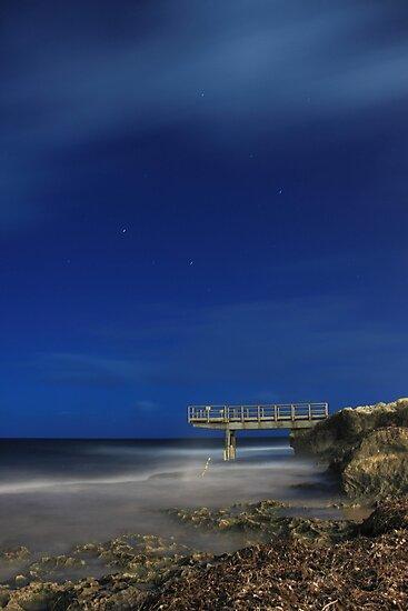 North Beach Jetty - Western Australia  by EOS20