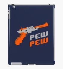 Geek Gifts | Pew Pew Zapper - Funny Gamer T-Shirt iPad Case/Skin