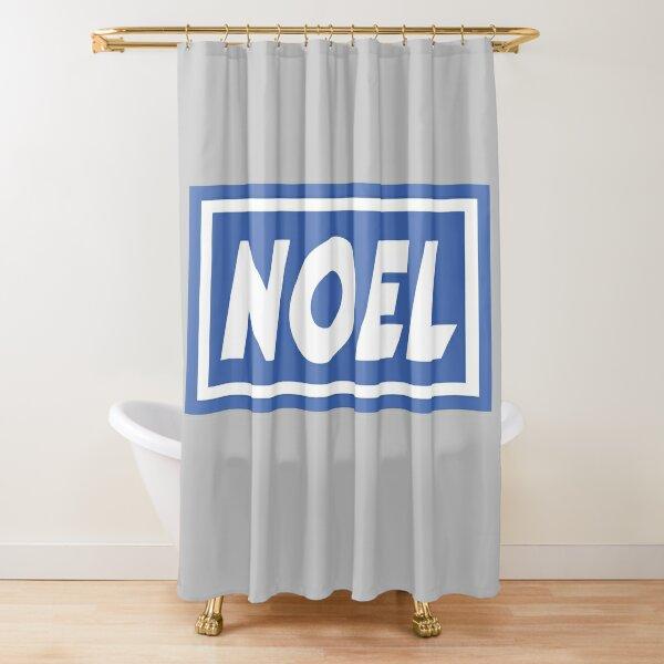 NG - Modlike Genius - NGv1 (Oasis) Logo Shower Curtain