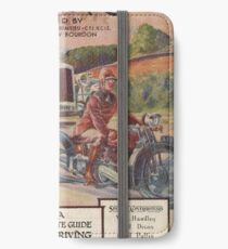 Cars and Motorcycles iPhone Wallet/Case/Skin