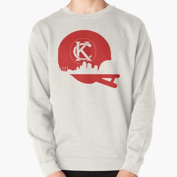 KC Skyline Helmet Pullover Sweatshirt