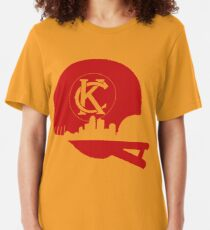 KC Skyline Helmet Slim Fit T-Shirt