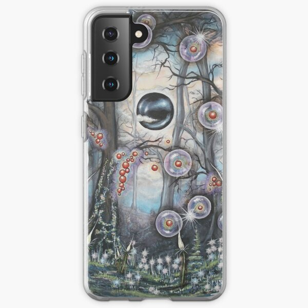 Alien Seed Samsung Galaxy Flexible Hülle