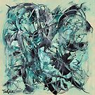 Modern Art Twenty-Eight by Lynne Taetzsch