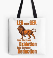 Science Lion Electron Transfer Tote Bag