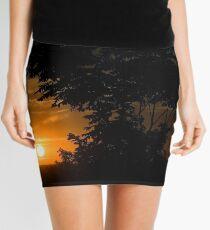 Evening Mini Skirt