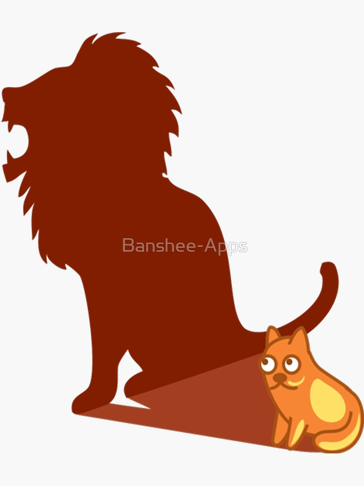 Funny Lion Cat Lannister Tshirt - Cat Gifts for Cat Lovers by Banshee-Apps
