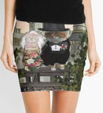 Just Married! Mini Skirt