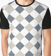 chessboard Graphic T-Shirt
