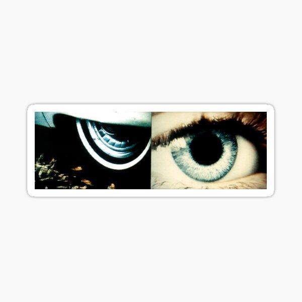 Wheel & Eye Pegatina