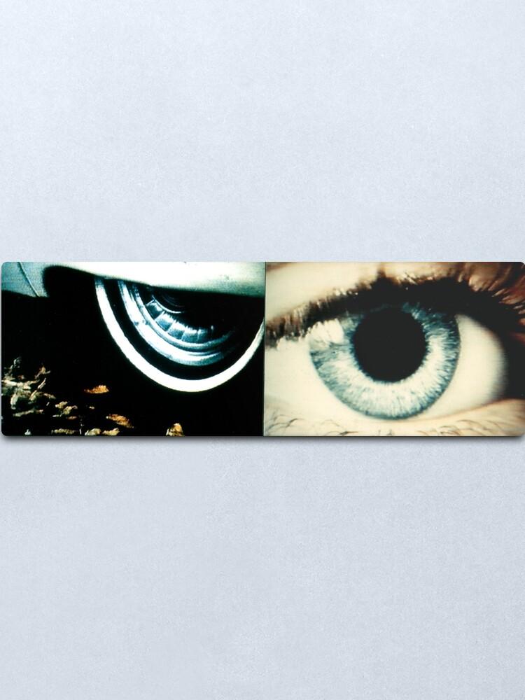 Vista alternativa de Lámina metálica Wheel & Eye