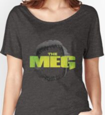 LE MEG - MOVIE - MEGALODON T-shirts coupe relax