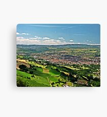 French History Canvas Print