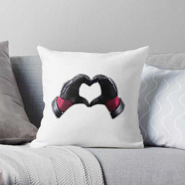 i heart dp Throw Pillow