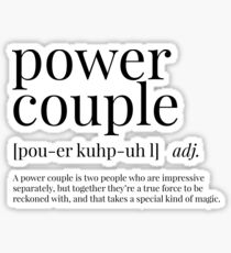 power couple definition
