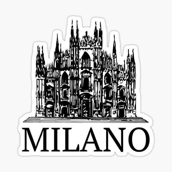 Milano Sticker