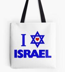 Ich liebe Israel Tasche