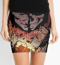 inFAMOUS : Bad Karma Poster Mini Skirt