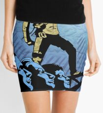 inFAMOUS : Good Karma Poster Mini Skirt