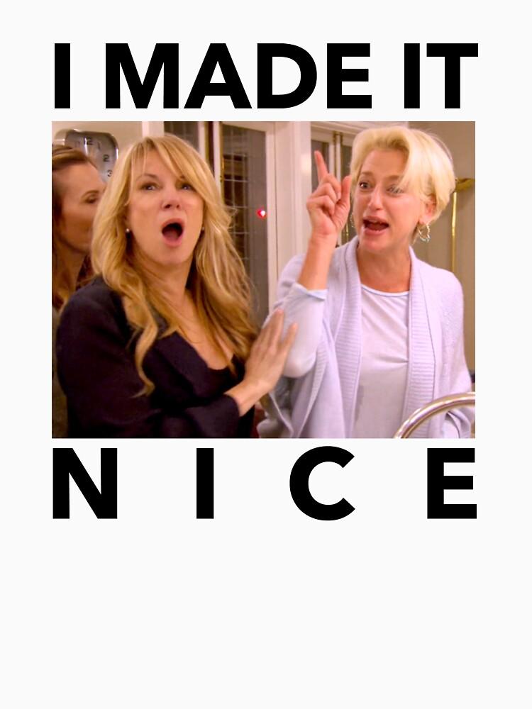 I MADE IT NICE by mandicat