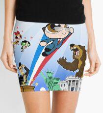 The Colbertpuff Report Mini Skirt