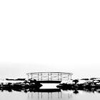 The Bridge.....Lake Annecy by Imi Koetz