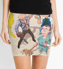 Too Many Ahes Mini Skirt