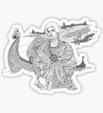 Lost Knight Sticker