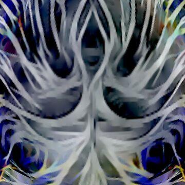 Silver Blue 5.  by AbriiD