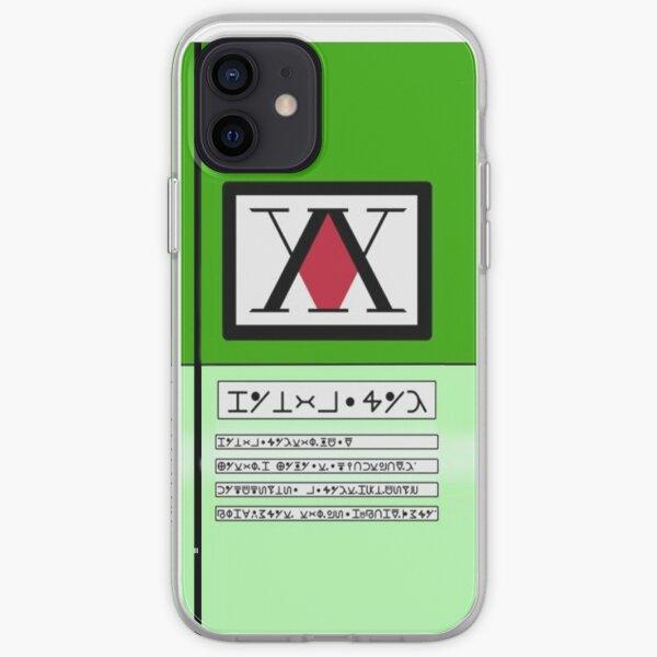 La licence Hunter Coque souple iPhone