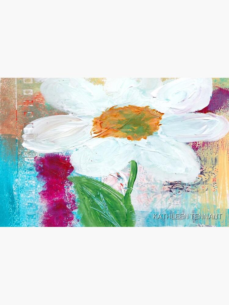 WHITE FLOWER by KTENNANT