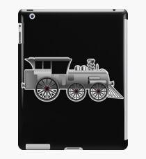 Steampunk locomotive iPad Case/Skin