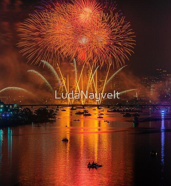 Happy 4th of July, USA!!! by LudaNayvelt
