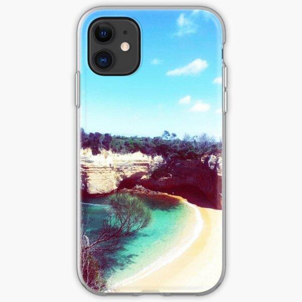 Aussie Beach iPhone Soft Case