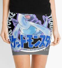 Pokemon Returns: Silver Mini Skirt