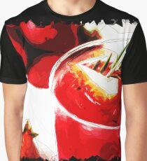 Antioxidant Polygon Art Graphic T-Shirt