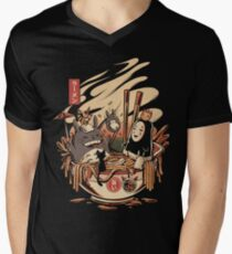 Ramen pool party V-Neck T-Shirt