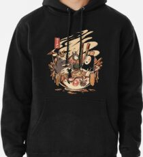 Ramen pool party Pullover Hoodie