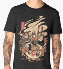 Ramen pool party Men's Premium T-Shirt