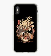 Ramen pool party iPhone Case