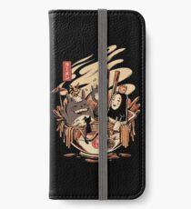 Ramen Poolparty iPhone Flip-Case/Hülle/Klebefolie