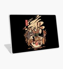 Ramen pool party Laptop Skin
