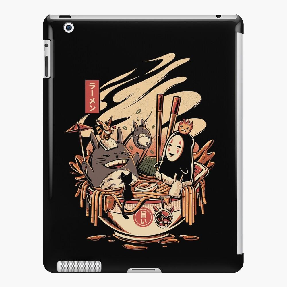 Ramen pool party iPad Case & Skin