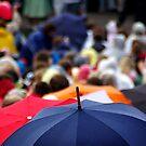 Festival rain by Bluesrose